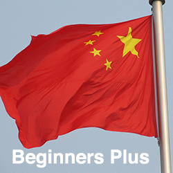 Chinese Mandarin Beginners Plus (Talk More)