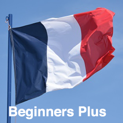 French Beginners Plus (Talk More)