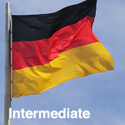 German Intermediate (Talk the Talk)