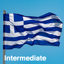 Greek Intermediate (Talk the Talk)