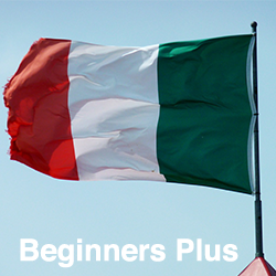 Italian Beginners Plus (Talk More)
