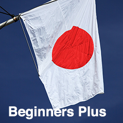 Japanese Beginners Plus (Talk More)