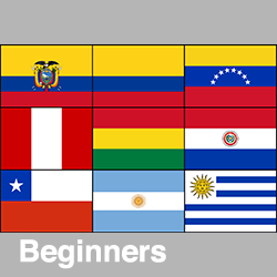 Latin American Spanish Beginners (Talk Now)