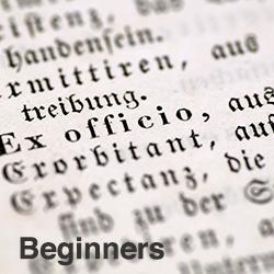 Latin Beginners (Talk Now)