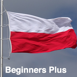 Polish Beginners Plus (Talk More)