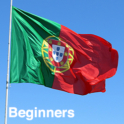 Portuguese Beginners (Talk Now)