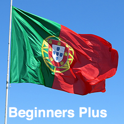 Portuguese Beginners Plus (Talk More)