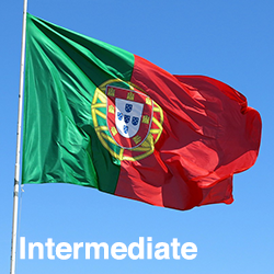 Portuguese Intermediate (Talk the Talk)