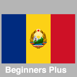 Romanian Beginners Plus (Talk More)