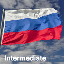 Russian Intermediate (Talk the Talk)
