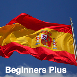 Spanish Beginners Plus (Talk More)